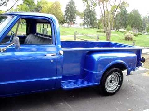 1967 chevy pickup c10 for sale youtube. Black Bedroom Furniture Sets. Home Design Ideas