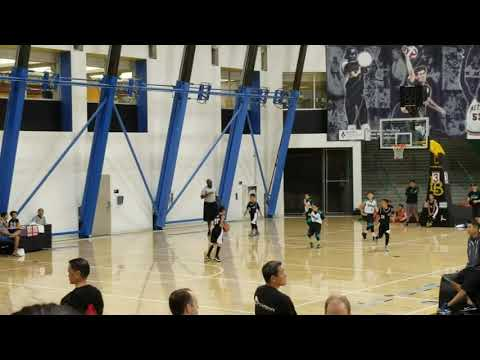Nikkei 2017 CYC Samurai Team B vs Evergreen Thunder