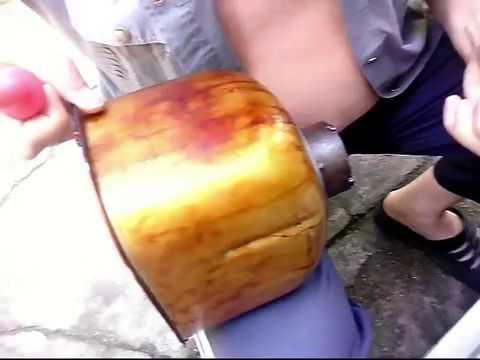 Ремонт ведра хлебопечки
