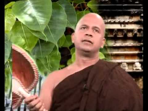 Ven Uduwe Dhammaloka Thero - The Buddhist TV Dharma Desana