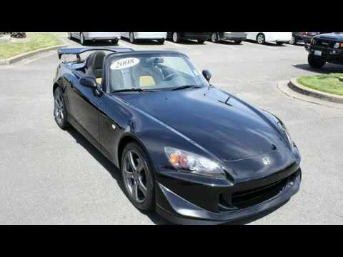 Used 2008 Honda S2000 Seattle WA
