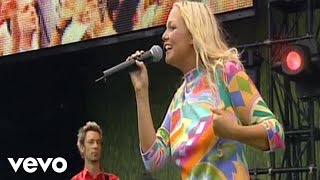 """Emma Bunton performing """"What Took You So Long?"""" live. http://vevo.l..."""
