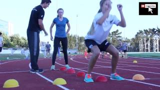 How to prepare for a speed training session