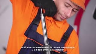 Comment remplacer Joint d'étanchéité piston d'étrier de frein HONDA CR-V II (RD_) - tutoriel