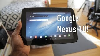 Google Nexus 10: Revisited!