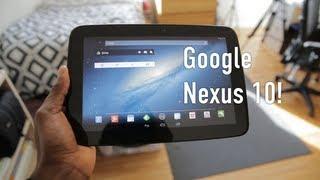 Google Nexus 10: Revisited!