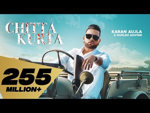 Chitta Kurta Full Video Karan Aujla Feat. Gurlez Akhtar  Deep Jandu  Punjabi Songs 2019