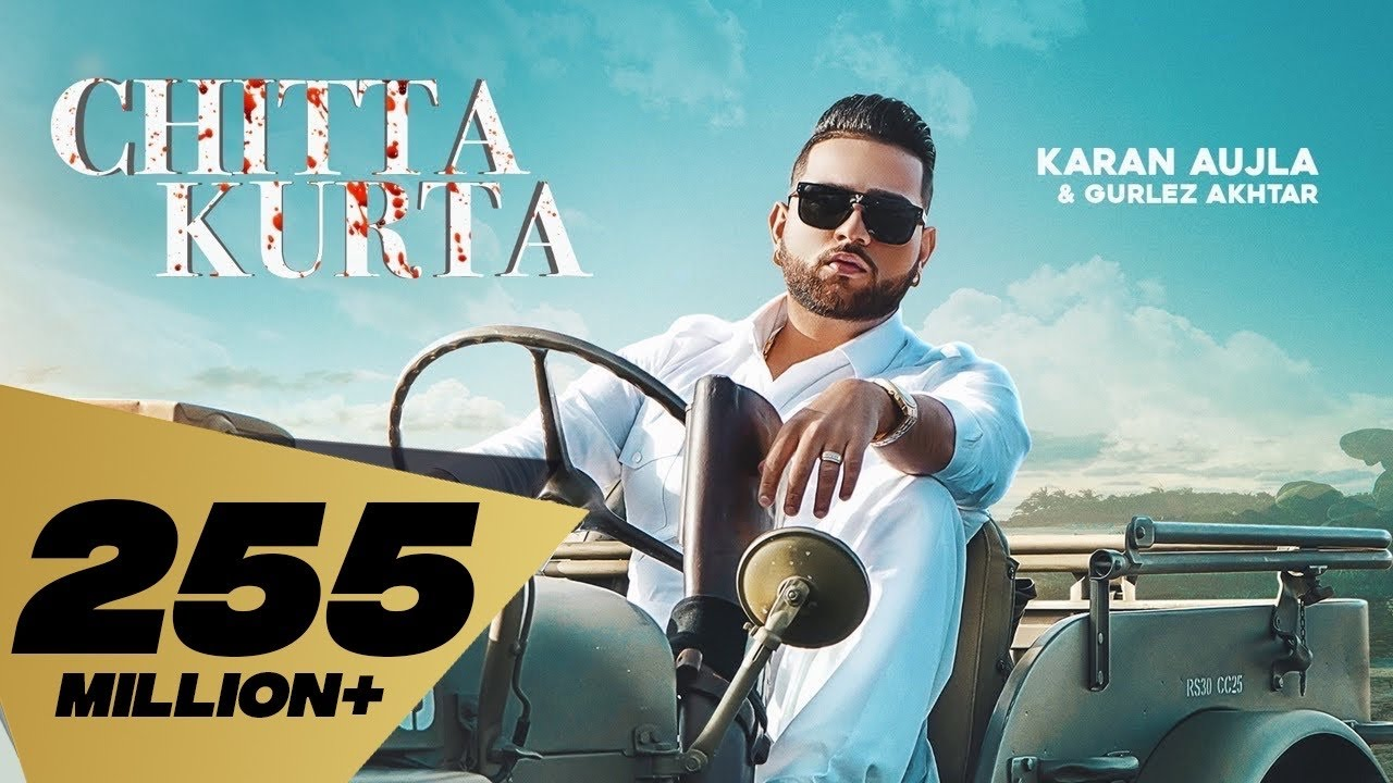 Chitta Kurta (Full video) Karan Aujla feat. Gurlez Akhtar | Deep jandu | Punjabi Songs 2019