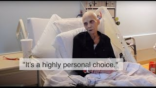 A patient discusses her decision to seek Medical Assistance In Dying
