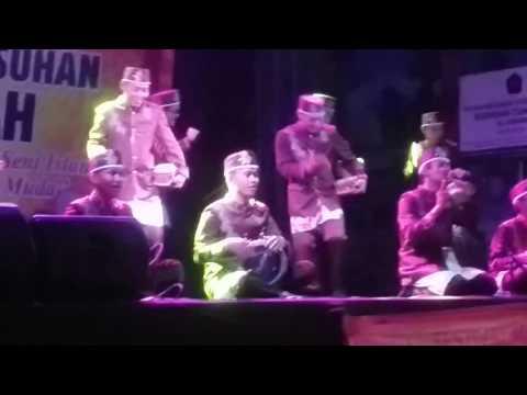 Festival marawis al-amanah depok. Sabtu 8 april 2017