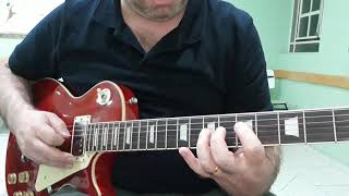 """Guitarra, Aula 73 -  """"I`ll Be There For You"""", The Rembrandts."""