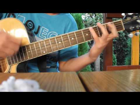 Phil Wickham - Carry my soul how to play (tutorial)