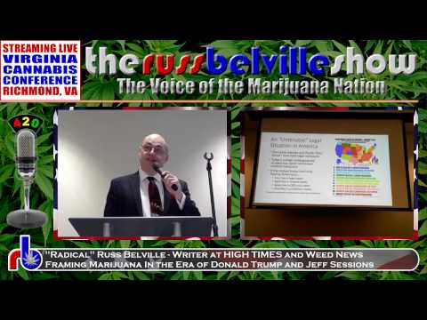 Virginia Cannabis Conference 2017 - Morning Sessions