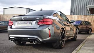 Mineral Grey 2017 BMW M2 at Baytree Cars