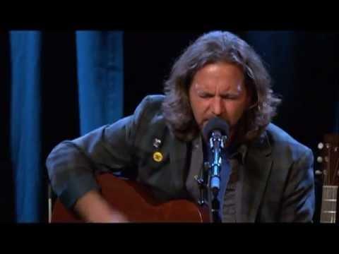 Eddie Vedder - Masters Of War