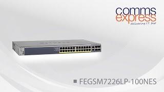коммутатор NETGEAR GSM7226LP