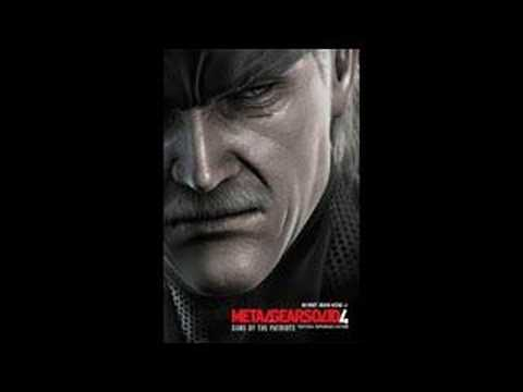 Metal Gear Solid 4 Soundtrack: Father and Son