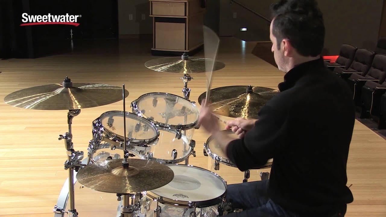 Tama Silverstar Mirage 5 Piece Drum Kit Review By