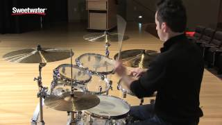 Tama Silverstar Mirage 5-piece Drum Kit Review by Sweetwater Sound