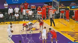 LeBron James EMBARRASSES HIMSELF After Missing Easiest Free Throw Game Winner! Lakers vs Wizards