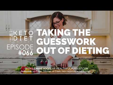 #066 The Keto Diet Podcast: Taking the Guesswork Out of Dieting