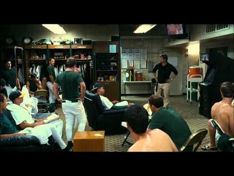 Best scene from Moneyball