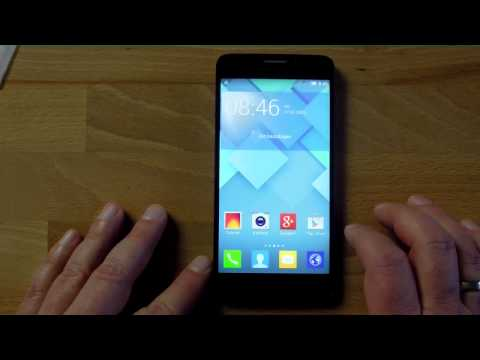 Alcatel One Touch Idol X Unboxing und Kurztest - www.technoviel.de
