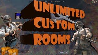 UNLIMITED CUSTOM ROOM | PUBG MOBILE LIVE \\ PUBG MOBILE CUSTOM ROOMS Tournament SOON !!