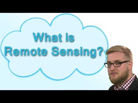 [What is? #2] What is remote sensing?