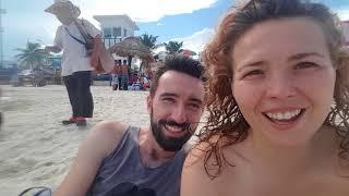 Downtown Cancun & Playa El Nino - vlog de calatorie