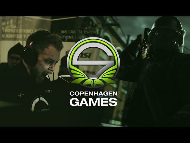 Singularity CS:GO @ CPH Games 2018!