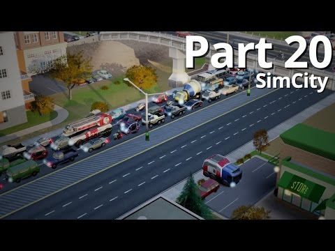 Let's Play SimCity Offline - Episode 20