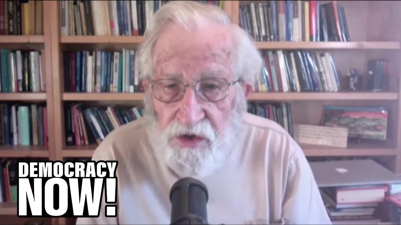 Noam Chomsky on Trump's botched coronavirus response: