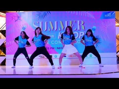 KPOP RANDOM DANCE CHALLENGE KPOP RANDOM DANCE JAKARTA