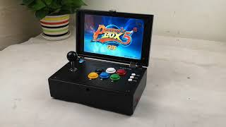 10 INCH LCD PANDORA'S BOX 5 960 in 1 ARCADE CONSOLE MINI RETRO VIDEO GAME BARTOP