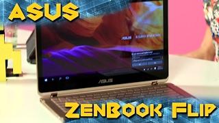 ASUS ZenBook Flip UX360UA | Lado B