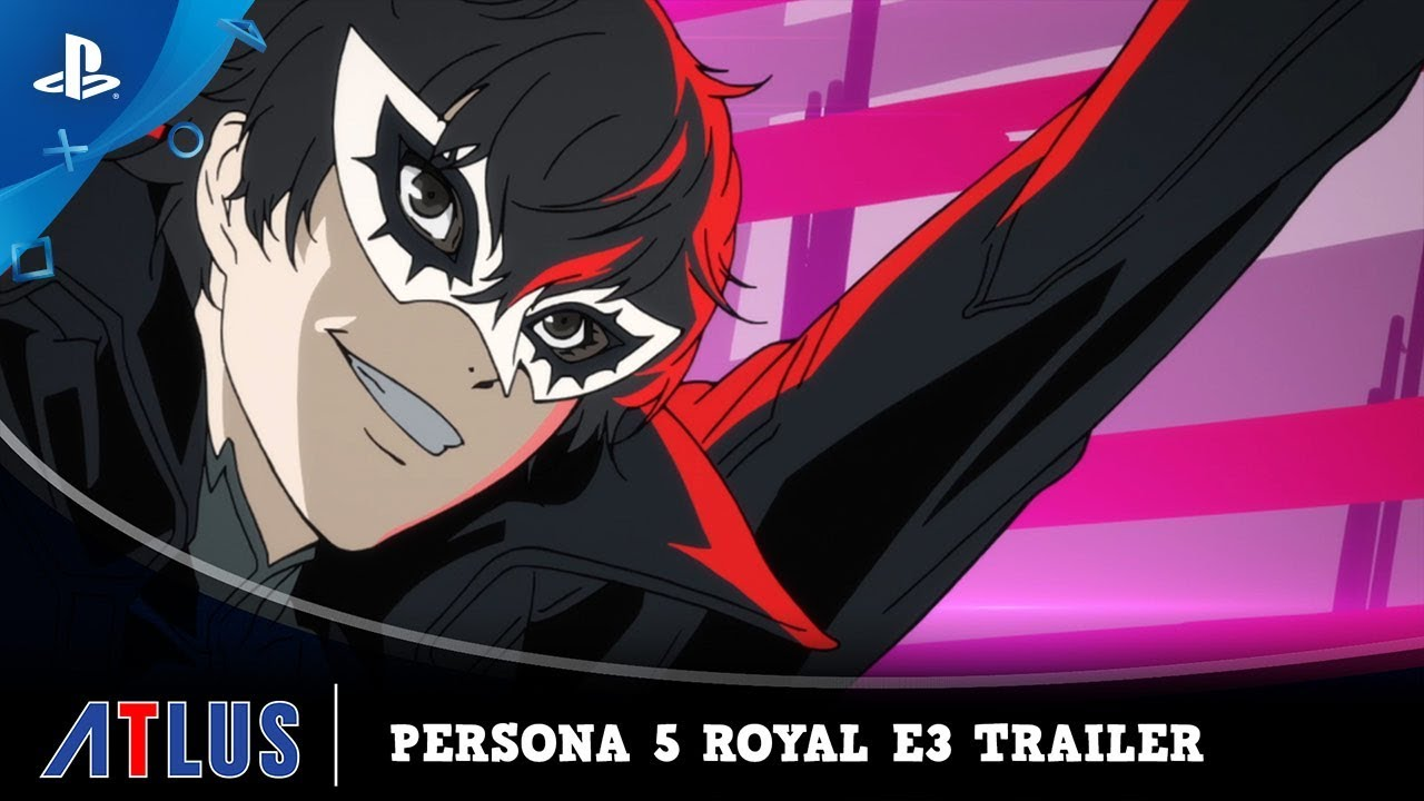 Persona 5 Royal - Tráiler E3 2019 | PS4