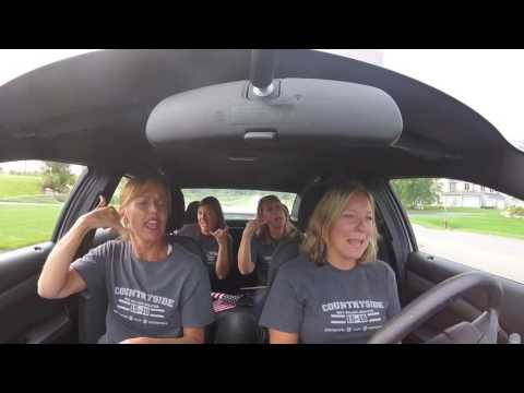 Carpool Karaoke - Countryside Elementary