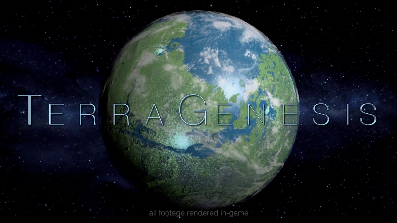 What Shape Is A Stop Sign >> TerraGenesis Trailer - YouTube
