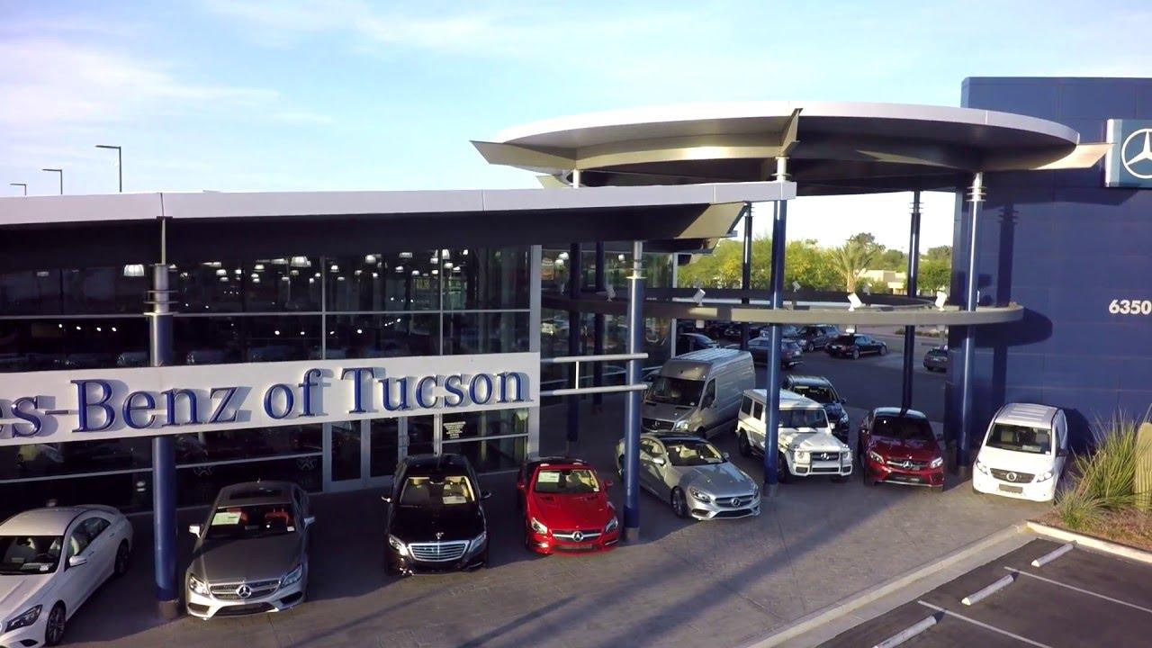 Mercedes Benz Tucson >> Mercedes Benz Of Tucson Southern Arizona S 1 Mercedes Benz Center