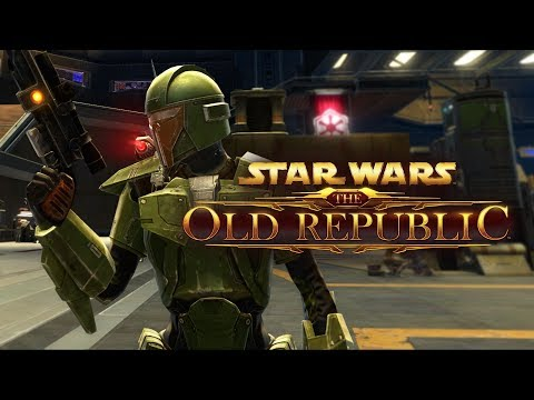 Top 10 Mandalorian Bounty Hunter Armors In SWTOR!