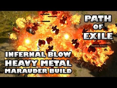 The Infernal Blow Heavy Metal Marauder - Full Build Guide |