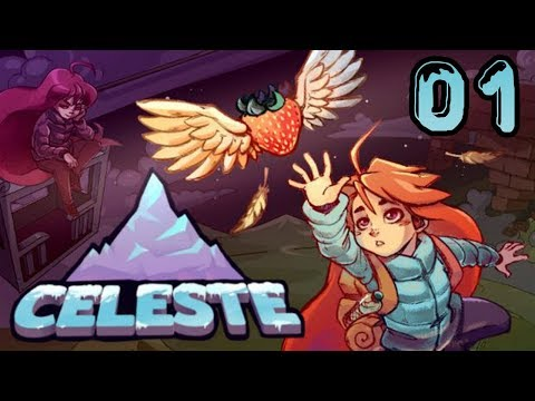 Celeste Playthrough with Chaos Part 1: Surviving the Driveway