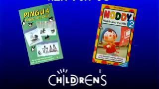 Rare Children's BBC Promo for VHS 1993 (Fan Made, no voiceover)