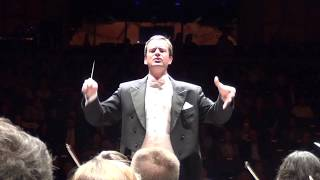 Mahler Symphony No. 2 finale; Mark Bartley, conductor