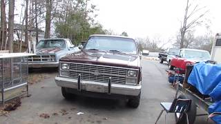 Brown Truck-Squeaky Brakes,Unsafe Wiring And More.