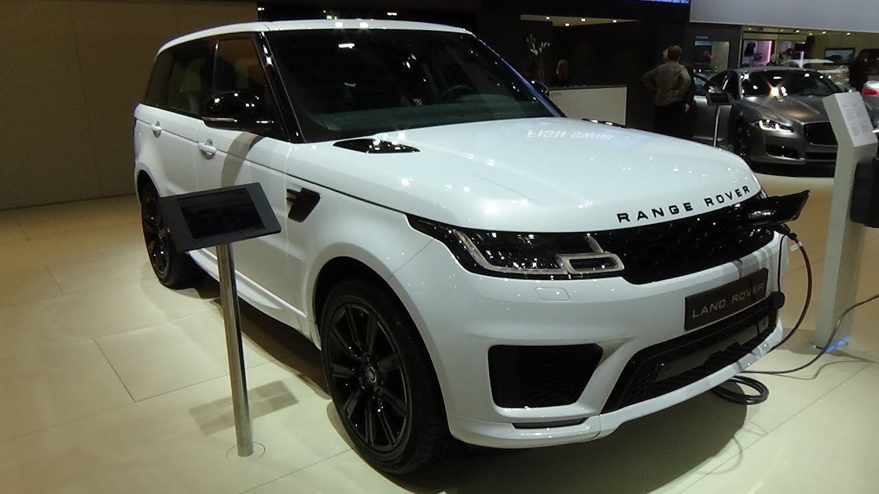 2018 range rover sport hse dynamic p400e auto show brussels 2018 youtube. Black Bedroom Furniture Sets. Home Design Ideas