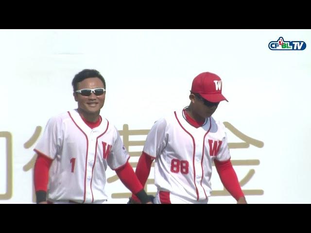 11/30 精華:韓職聯隊 VS 味全龍隊(4:9)