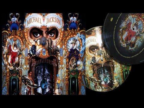 Michael Jackson  Dangerous Album Vinyl 24Bit  192Khz  HQ Audio