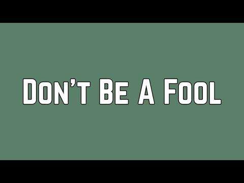 Shawn Mendes - Don't Be A Fool (Lyrics)